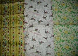 Sooo FUN Vintage Gift Wrap WRAPPING PAPER SHEETS!! - $16.99