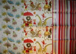 FAB Graphic Vintage Gift Wrap WRAPPING PAPER SHEETS!! - $16.99