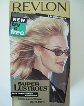 Revlon Super Lustrous Shine Enhancing Haircolor 8 Blonde Blaze  - $9.00