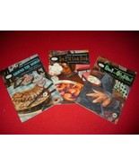 Retro 1958 GOOD HOUSEKEEPING COOKBOOKS ~ Fab GRAPHICS!! - $14.99