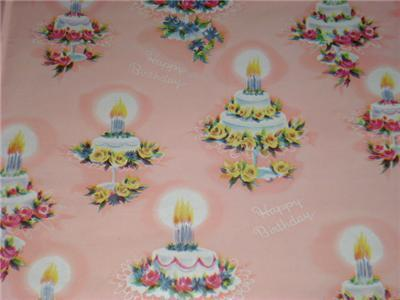 Sooo LoVely Vintage Gift Wrap WRAPPING PAPER SHEETS!!!