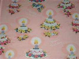 Sooo LoVely Vintage Gift Wrap WRAPPING PAPER SHEETS!!! - $16.99