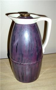 Primary image for BEAUTIFUL Vintage PURPLE Thermos GRAND Vacuum JUG!!!