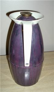 BEAUTIFUL Vintage PURPLE Thermos GRAND Vacuum JUG!!!