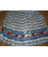 Darling 1950's HOLIDAY BELLS Cocktail Hostess APRON!! - $12.99