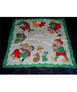 Darling Vintage CHILD'S HANKIE HANSEL & GRETEL HANKY! - $14.00