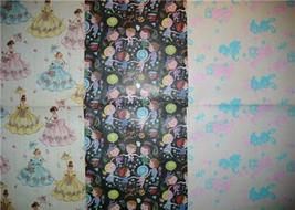 Swell Graphic Vintage Gift Wrap WRAPPING PAPER SHEETS!! - $16.99