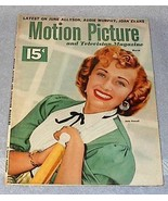 Fawcett Motion Picture Television Movie Magazine 1952 Clift Grable - $14.95