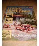 2- 50's HOW TO LIVING Outdoors & OUTDOOR Living Rooms! - $16.99