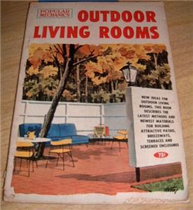 2-50's PoPular Mechanics Indoor Garden & Improve Home!!