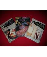 Fabulous 3pc Set of 1958 GOOD HOUSEKEEPING Paperback Cookbooks Tasty Tre... - $10.00