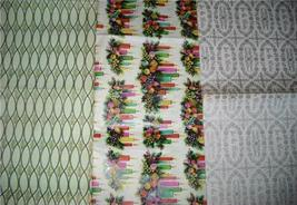 LoVely 50s/60s Vintage Gift Wrap WRAPPING PAPER SHEETS! - $16.99