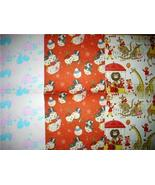DARLIN 50s/60s Retro Gift Wrap WRAPPING PAPER SHEETS!!! - $16.99
