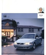 2006 Volvo S80 sales brochure catalog US 06 2.5T AWD - $10.00