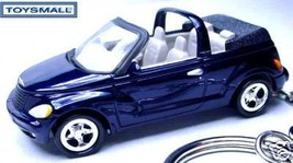 KEY CHAIN 02~2006~2007~20​08 BLUE PT CRUISER CONVERTIBLE - $39.98