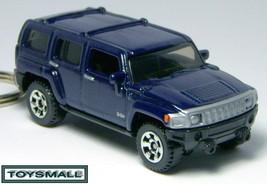 KEY CHAIN 2005/2006/2007/2008/2009/2010 BLUE HUMMER H3 - $39.95
