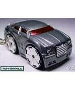 KEYCHAIN GRAY CHRYSLER 300C KEY CHAIN PORTE CLE GRIS FASHION - $24.95