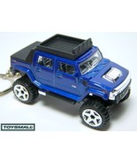 KEY CHAIN RING 2007/2008/2009/​2010 BLUE HUMMER H2 SUT - $24.95
