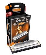 Hohner Special 20 Harmonica, Major C - $31.84