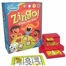ThinkFun Zingo Bingo  Preschool Early Readers Game BRAND NEW EXPEDITED S... - $27.71