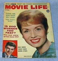 Ideal Movie Life Magazine October 1959 Television Weld Hickman Avalon - $7.00