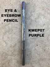 KISS NEW YORK PROFESSIONAL EYE & EYEBROW PENCIL # KWEP07 PURPLE - $2.96