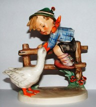 Hummel 195/1 TMK 4 TW Barnyard Hero Figurine - $395.00