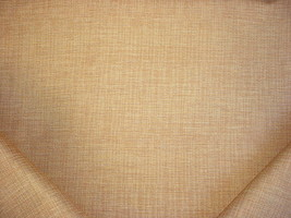 22Y COLEFAX AND FOWLER SAND HARVEST GOLD STRIE TWEED UPHOLSTERY FABRIC - $280.37
