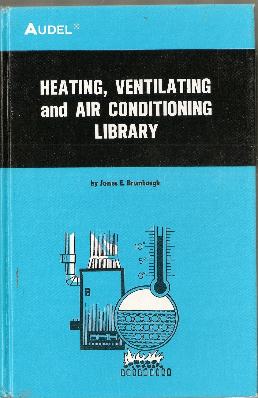 Heating, Ventilating, and Air Conditioning Library. Volume 1