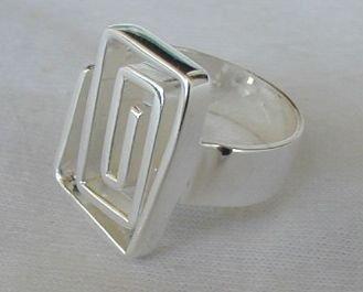 Stapler ring