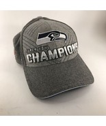 New Era Seattle Seahawks Super Bowl Champions Strap Back Hat - $9.69