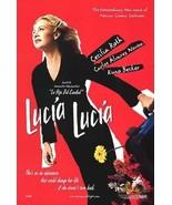 """LUCIA, LUCIA aka La Hija del canibal 27""""x40"""" D/S Original Movie Poster O... - $48.99"""