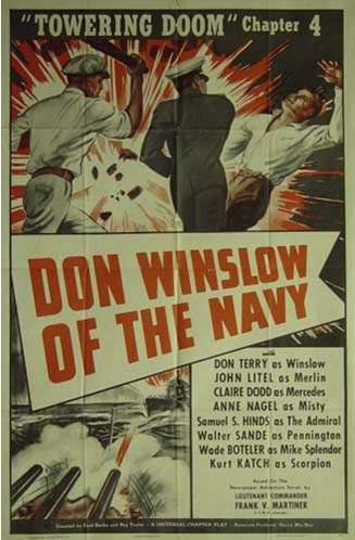 Primary image for DON WINSLOW OF THE NAVY, 12 Chapter Serial