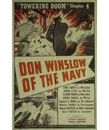 DON WINSLOW OF THE NAVY, 12 Chapter Serial - $19.99