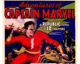 Primary image for Captain Marvel, 12 Chapter Serial