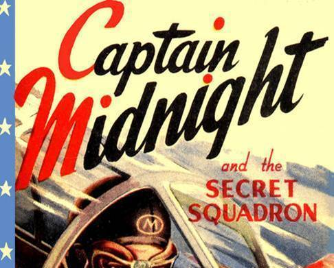 Captain Midnight, 15 Chapter Serial