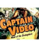 Captain Video, 15 Chapter Serial - $19.99