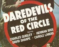 Daredevils of red circle