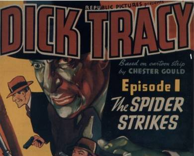 Primary image for Dick Tracy, 15 Chapter Serial
