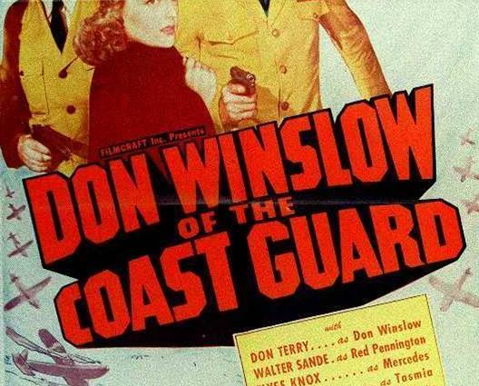 Primary image for DON WINSLOW OF THE COASTGUARD, 13 Chapter Serial