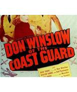 DON WINSLOW OF THE COASTGUARD, 13 Chapter Serial - $19.99
