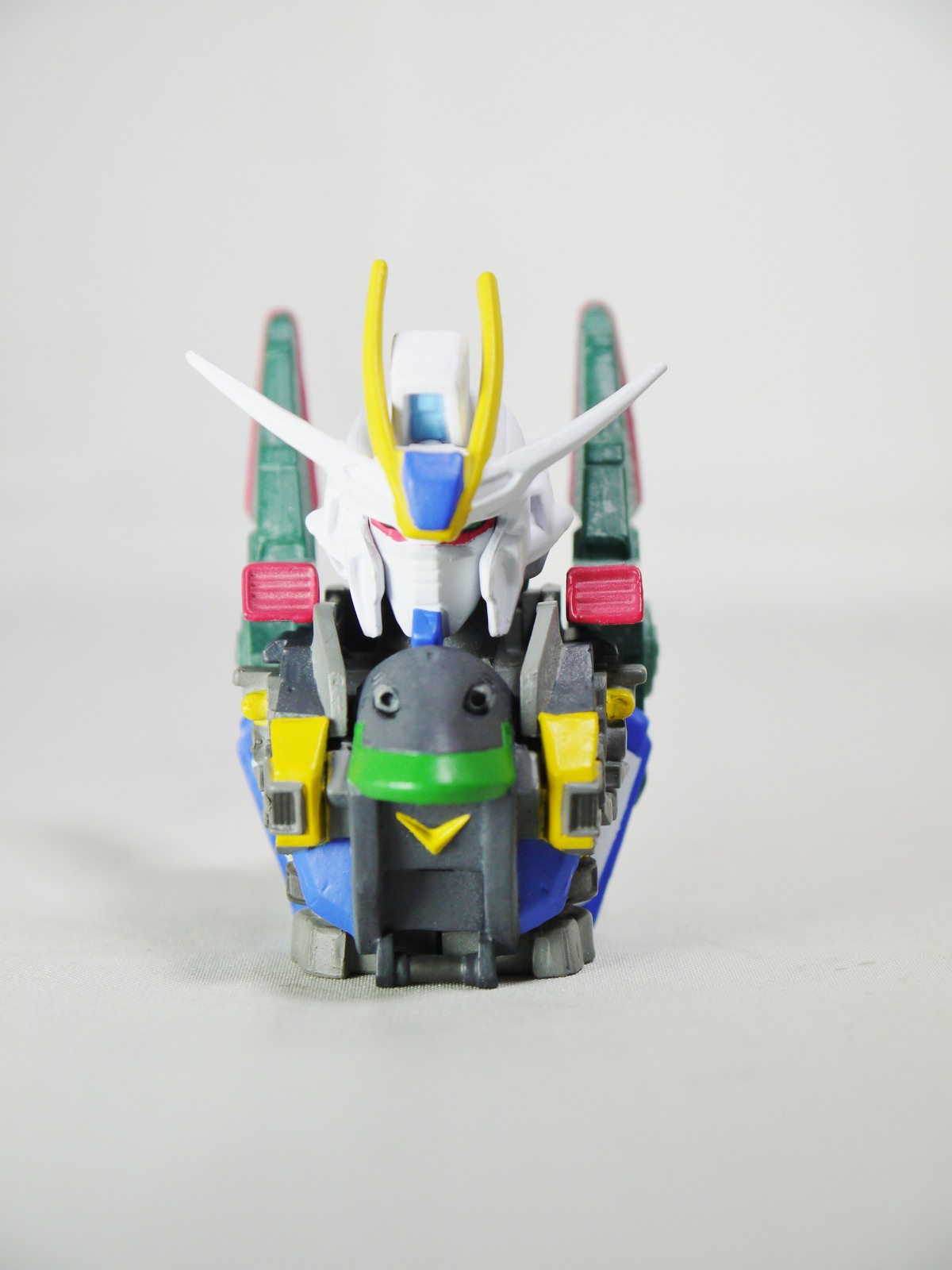 Bandai gundam seed destiny force blast head 01