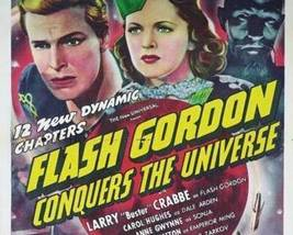 FLASH GORDON  CONQUERS THE UNIVERSE, 12 Chapter Serial - $19.99