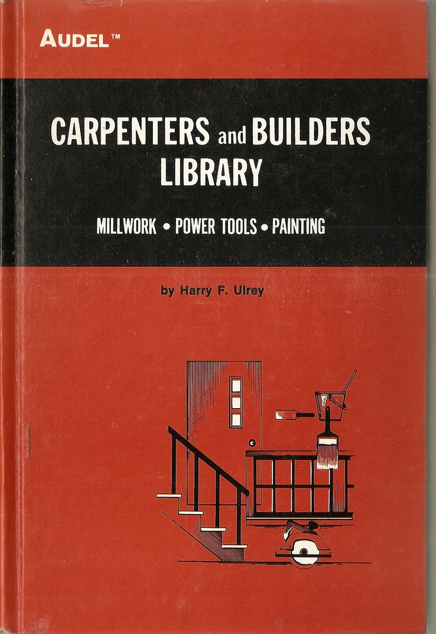 Carpenters and builders library NO 4