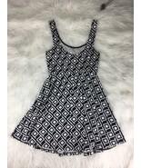 MOJO USA Women's Black White Dress Size M - $19.78