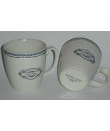 Two Elegant Culinary Arts Blue and White A La C... - $11.00