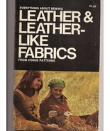 Everything About Sewing Leather & Leather Like Fabrics From  - $4.00
