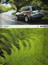 2008/2009 Subaru FORESTER brochure catalog US 09 L.L. Bean 1st Edition - $6.00