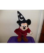 Disney Mickey Mouse Wizard Doll - $19.99