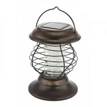 Solar Bug Zapper Lantern - $29.07